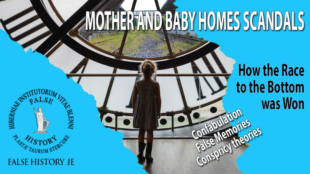 Mother and Baby Homes - False History Debunked
