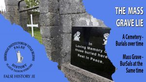 The Tuam mother and baby home mass grave lie