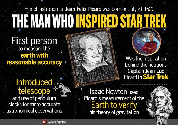 Jean Picard info graphic