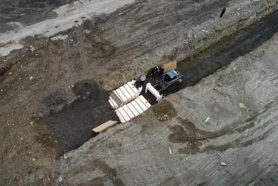 Hart Island burial NY