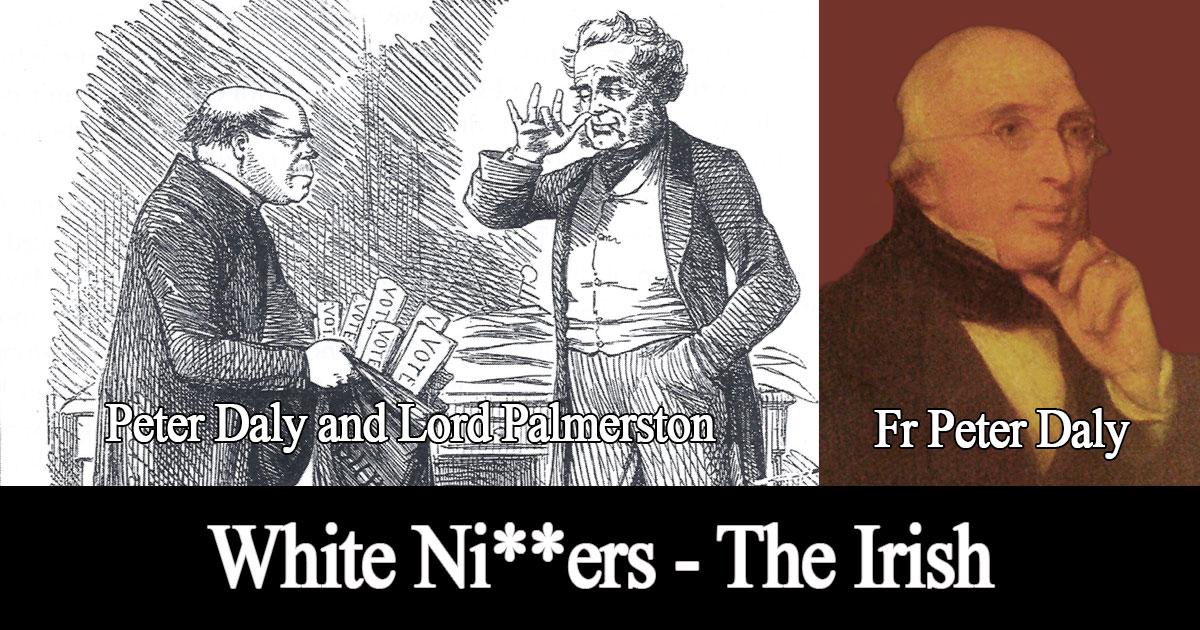 Anti Irish Racism - White Ni**ers