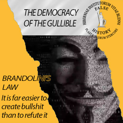 The democracy of the guillible - Cognitive bias and its role in beleif in conspiricy theories.