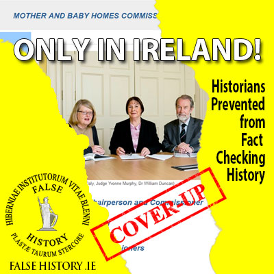 Historians prevented from checking if commission has made honest, erudite and evidence based decisions