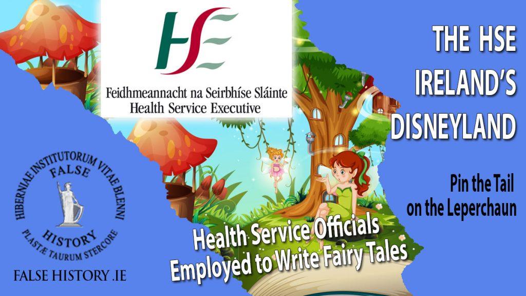 Irelands health serviceput false information into the public domain.
