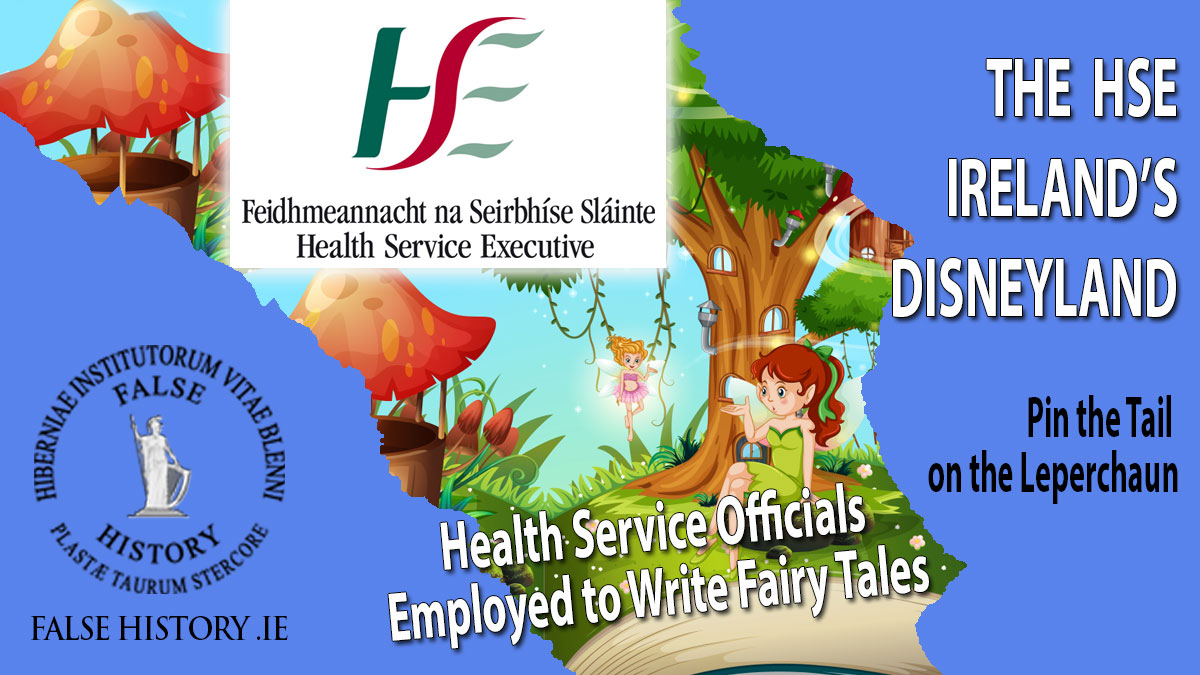Irelands health serviceput false information into the public domain.