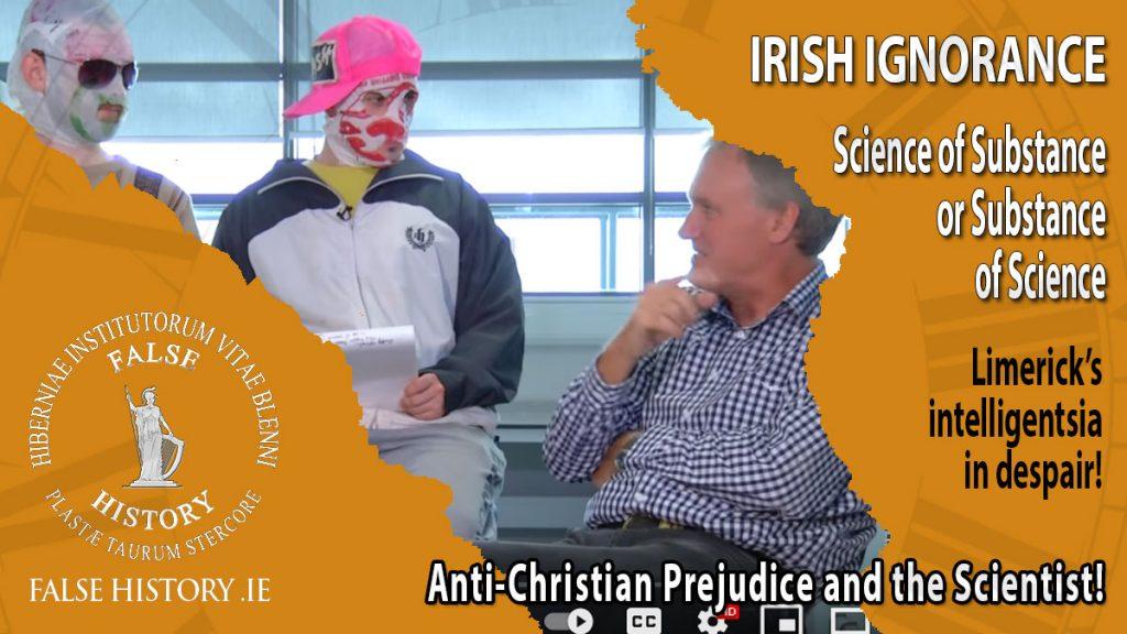Rubberbandits poke ignorant fun at christianity
