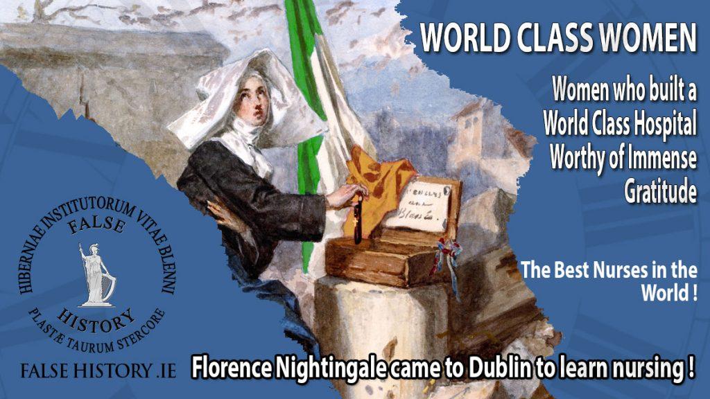 Great Women - The Irish Sisters of Charity