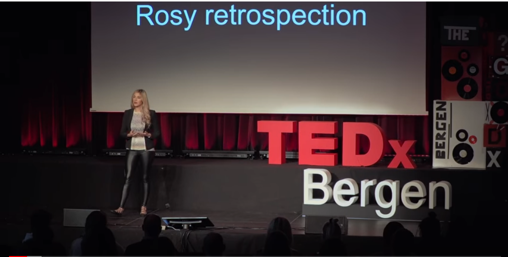Ted Talk on false memories and the negative influence on our lives, justice system and politics